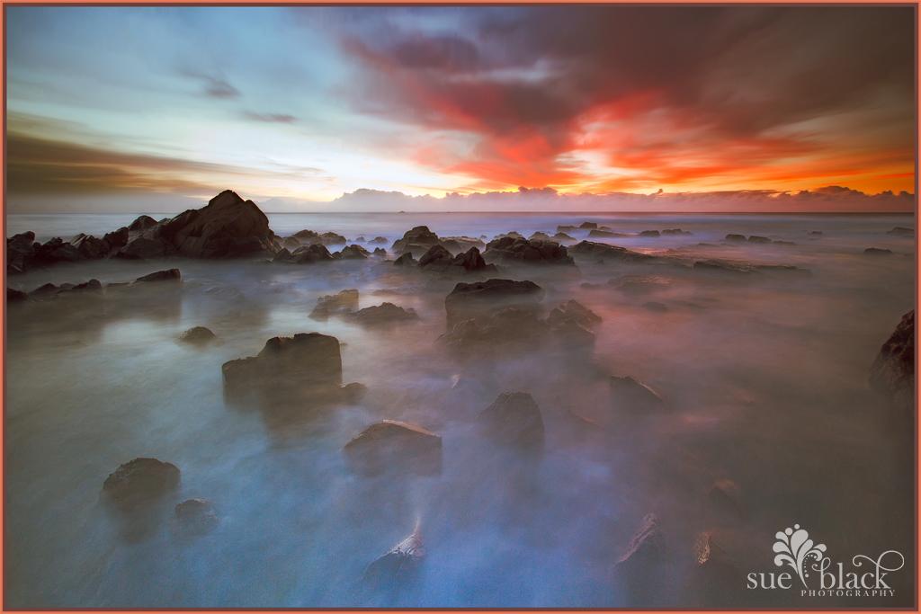 Ocean Rock Fantasy